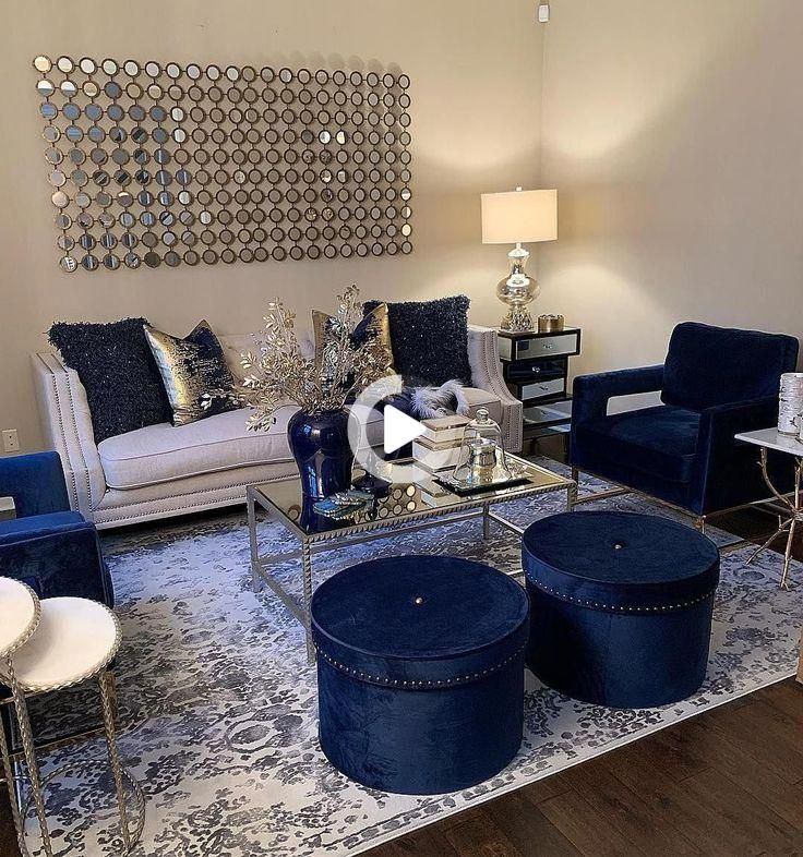 Fabulous Dreadlocks Hairstyles To Fit Your Exquisite Taste Blue Sofas Living Room Blue Furniture Living Room Blue Living Room