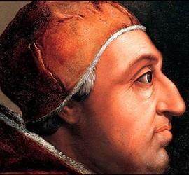 Rodrigo de Borja, que fue el Papa Alejandro VI.
