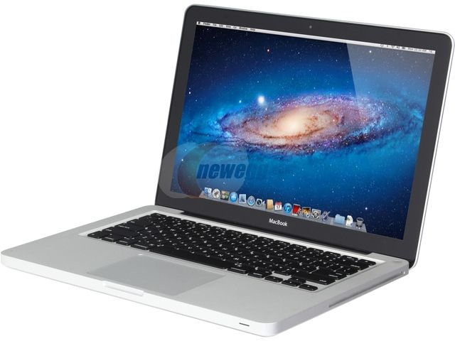 "Refurbished: Apple MacBook MB467LL/A Mac Notebook Intel Core 2 Duo 2.40GHz 2GB Memory 250GB HDD NVIDIA GeForce 9400M 13.3"" Mac OS X v10.5 Leopard"