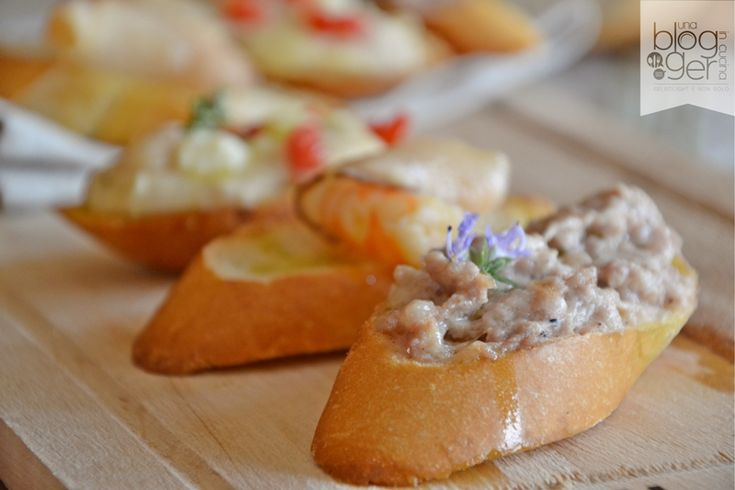 Crostini+misti+alla+toscana