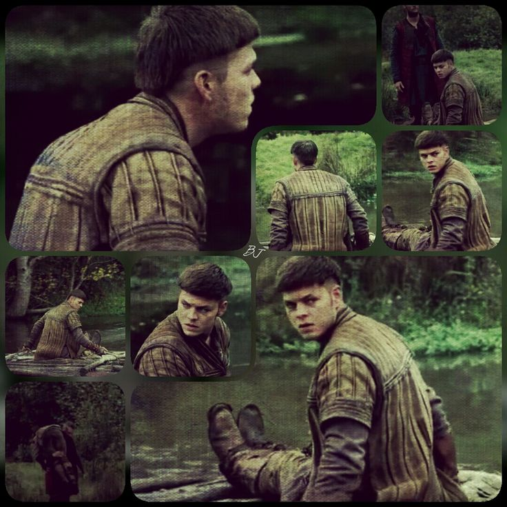 Vikings Love — Ivar the Boneless Season4b of Vikings