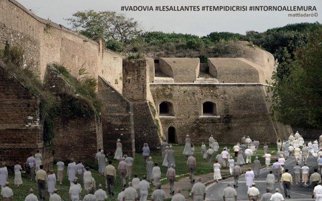 go away from rome around the walls (mattiadarò©)