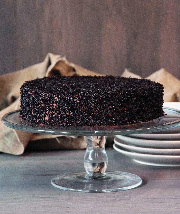 Αυτήν ονειρευόμαστε όταν θέλουμε να φάμε ένα σοκολατένιο γλυκό. Σαν ανάμνηση από τα παλιά, καλά ζαχαροπλαστεία...