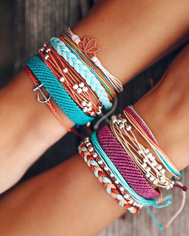 These Are The Best With A Great Cause Pura Vida Bracelets Boho Summerstyle Afflink Sponsored