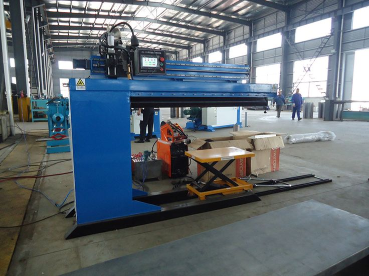 You are welcome to contact us to know more about standard #longitudinal #seam #welding #machine of #Pyramid..http://goo.gl/UBEyqY