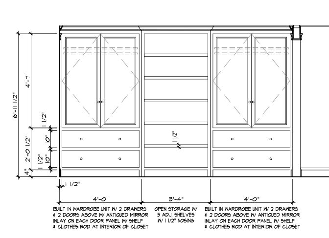 Best Renovation Update The Guts Of It Build A Closet 400 x 300