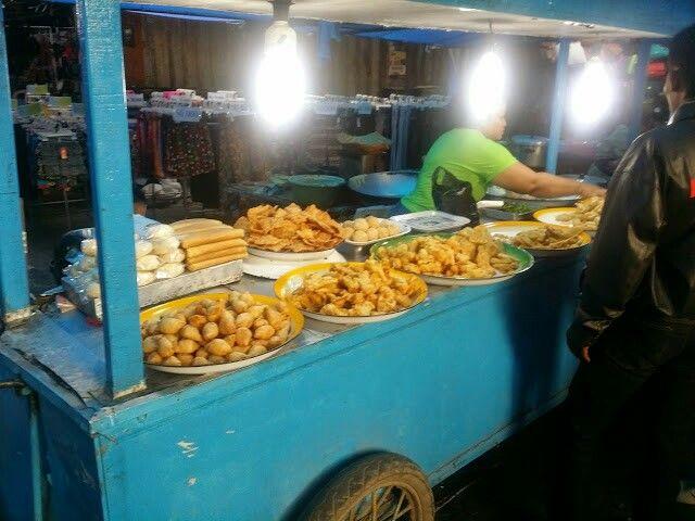 Street food depensar food markets