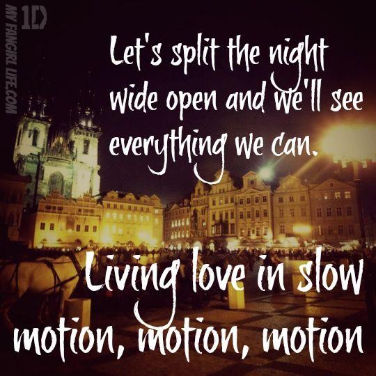 One Direction Four Lyrics - 18