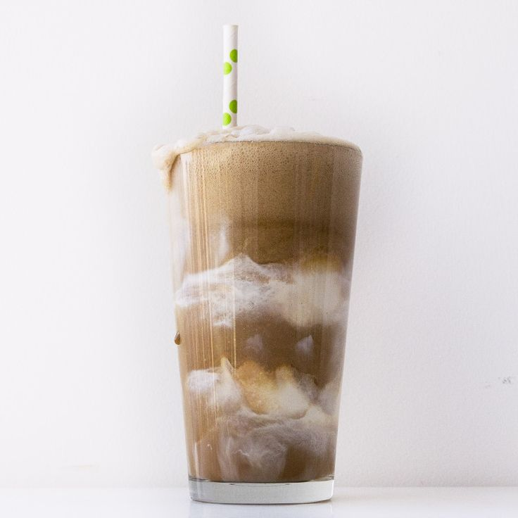 The recipe doesn't say to add a shot of Baileys, but we have a feeling you wouldn't regret doing so.