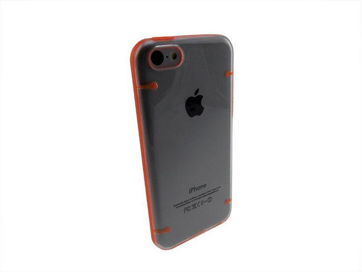 Bumper case iPhone 5C hoesje Oranje