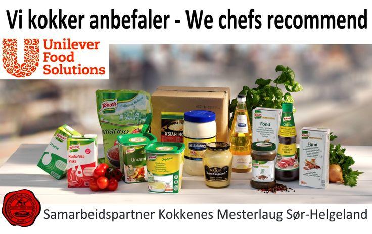 http://www.unileverfoodsolutions.no/ Hver dag samarbeider Unilever Food Solutions' team med kokker og restauratører i over 72 land for å gjøre virksomheten deres mer fremgangsrik.