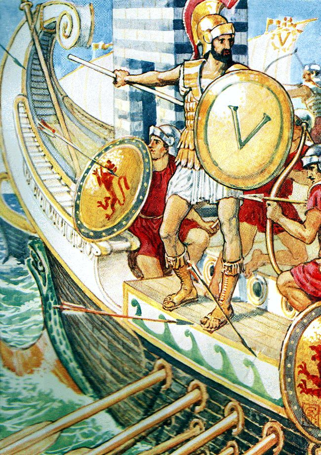 The Peloponnesian War was a long term conflict between Athens and Sparta that began around 460 B.C. and continued until the fall of Athens in 404 B.C.  The conflict was a war of attrition, lasting for generations. There were few decisive battles or lasting victories, and all of Greece was weakened as a result.