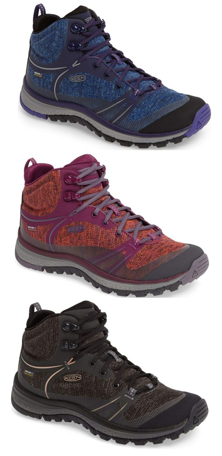 Keen Waterproof Hiking Boots