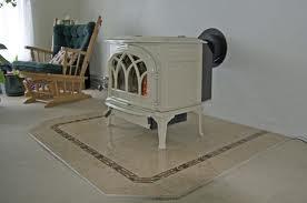 small wood stove