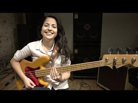 Bass Guitar Finger Exercises: Bass Guitar For Beginners - YouTube
