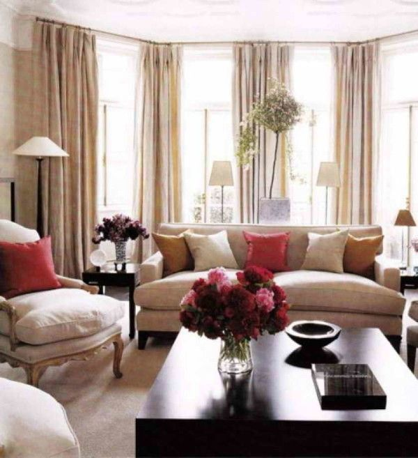 1000 ideas about modern living room curtains on pinterest - Modern curtain ideas for living room ...