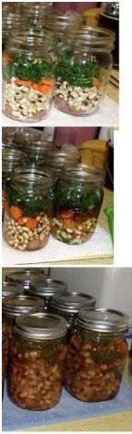 Canning Granny: Soup of the Day... Black-Eyed Pea and Sausage Soup