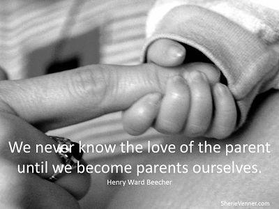 Motherhood teaches us so much!