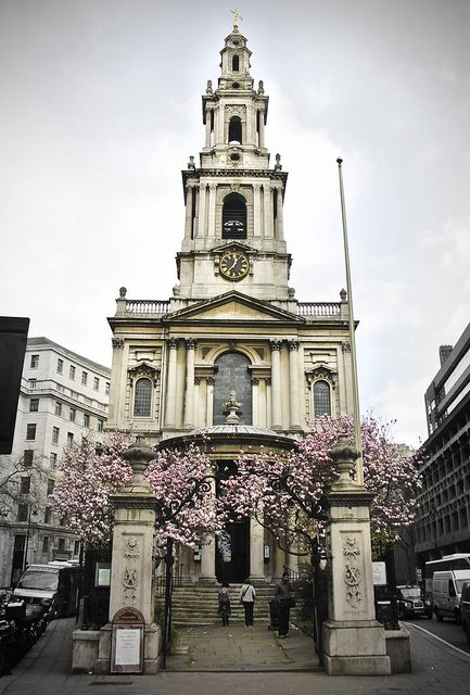 St Mary le Strand London