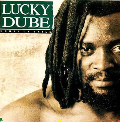 Lucky Dube House Of Exile on LP Reggae's popularity in Africa produced a new generation of African reggae stars such as Alpha Bondy and Lucky Dube. The latter became South Africa's first homegrown reg