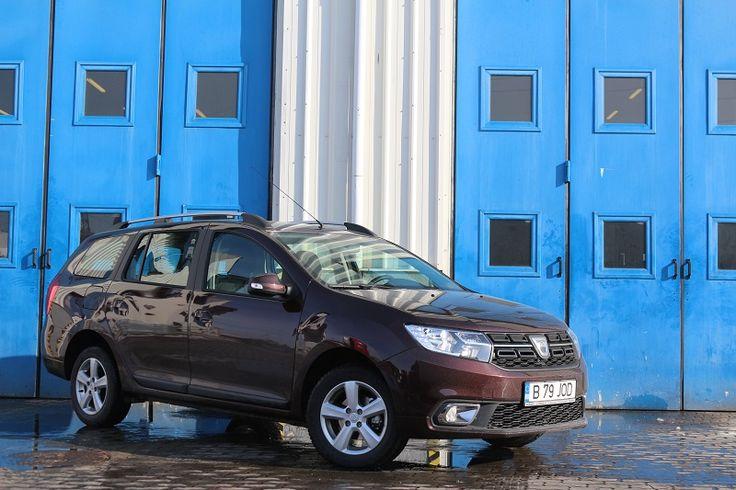 Dacia Logan MCV facelift – versiune mai modernă