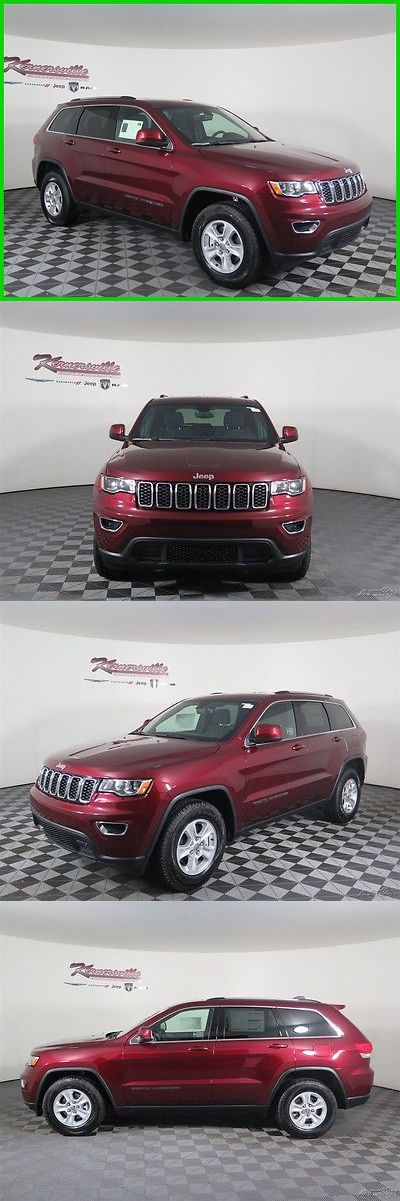 SUVs: 2017 Jeep Grand Cherokee Laredo Rwd V6 Suv Backup Camera Cloth Seats 2017 Jeep Grand Cherokee Rwd Suv Uconnect 5.0In 6 Speakers Usb Aux Automatic -> BUY IT NOW ONLY: $30738 on eBay!