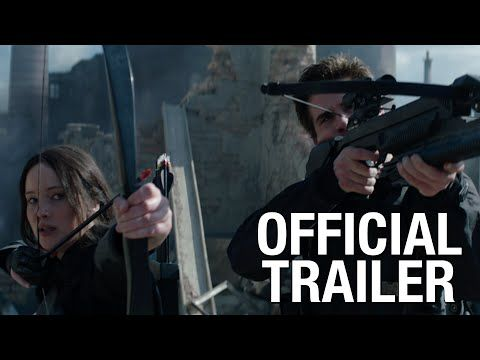 """The New """"Mockingjay"""" Trailer Is Here!!!!!!!!!!!! I'm so freaking excited!"""