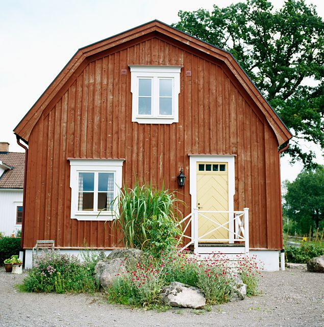 Red Country Home, Sweden.