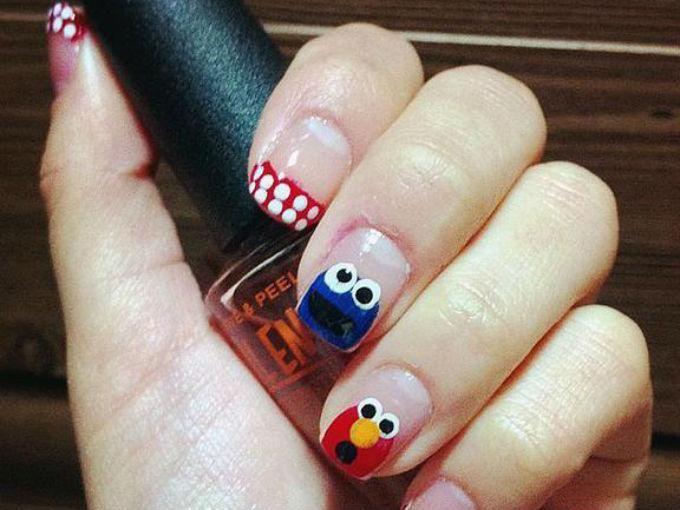 Mejores 355 imágenes de uñas en Pinterest | Diseños de uñas, La uña ...