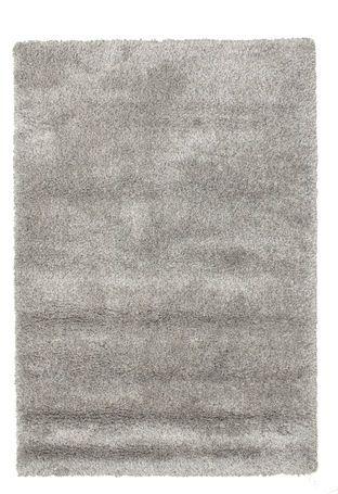 Shaggy Astra - Grå teppe 160x230