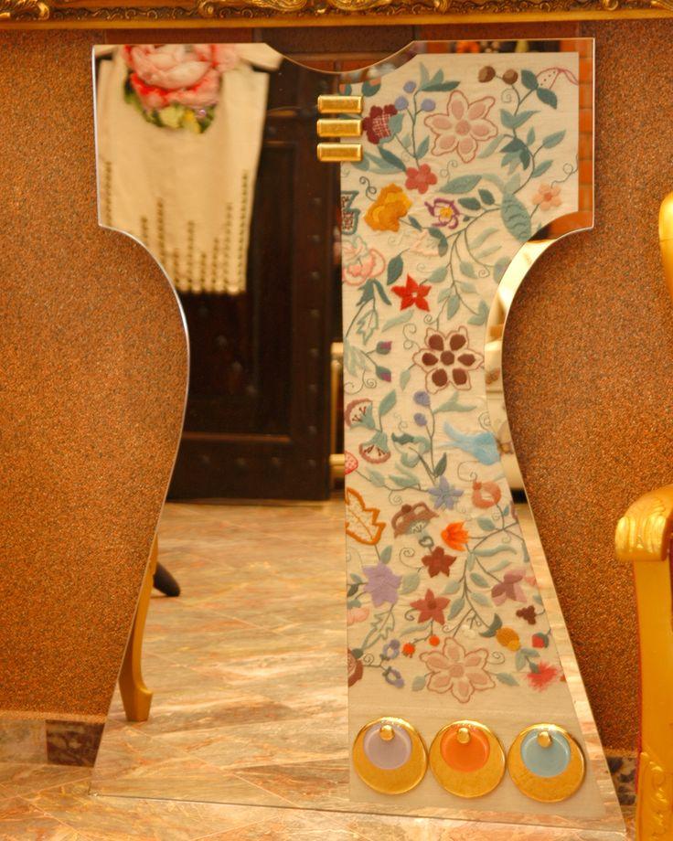crewel nakısı - handmade - embroidery