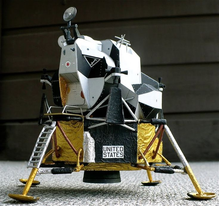 17 Best images about Lunar Module on Pinterest ...