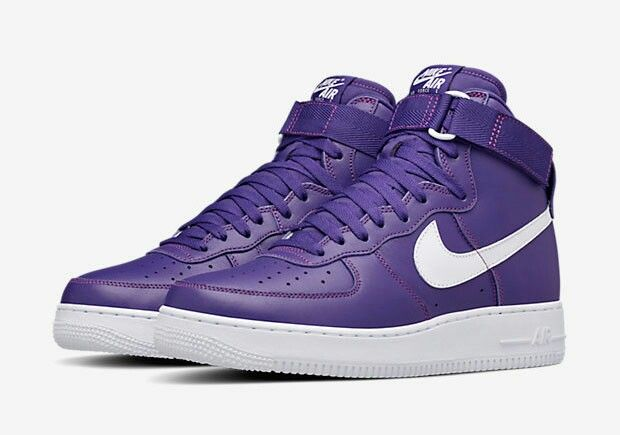 "Coming soon. Nike Air Force 1 ""1993"" Purple Edition."