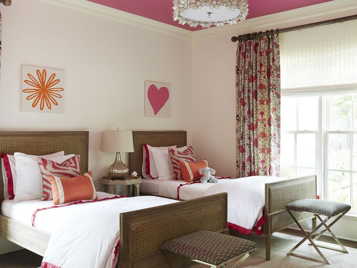 384 best Cute Twin Bedrooms images on Pinterest  Guest