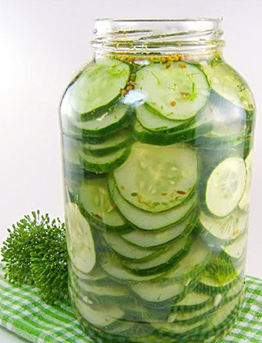Refrigerator Dill Pickles... Happy Hour Appetizers 34 | Hampton Roads Happy Hour - 1, g.7.5
