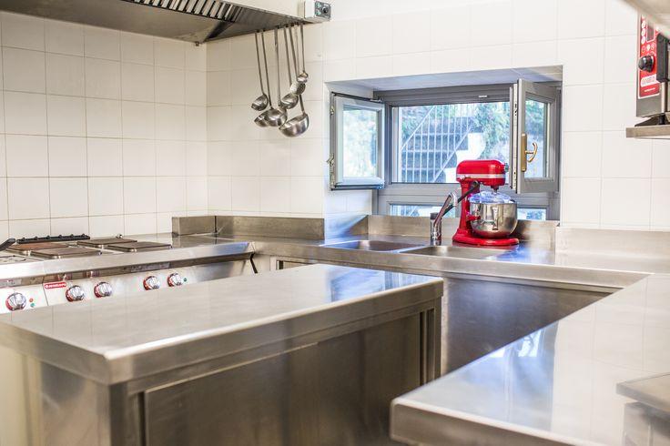 Cucina Bistrot Il Fornello, progettazione by Mida