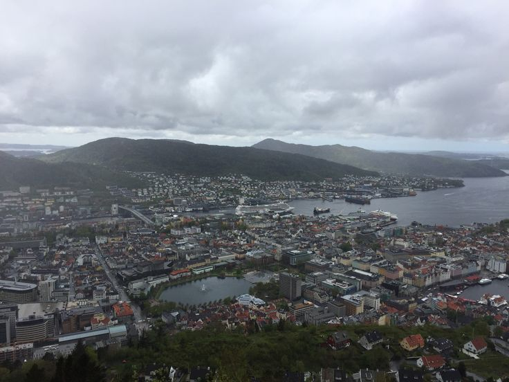 Bergen in Hordaland