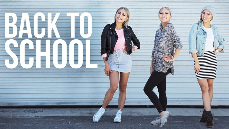 Back To School Fall Fashion: First Day Of School Outfit Ideas   The Fash… – fashion
