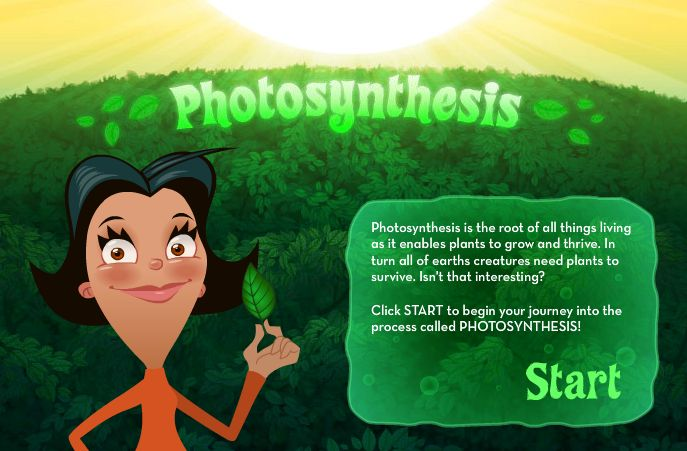 Interactive Photosynthesis Activity - free online game - Informative and easy