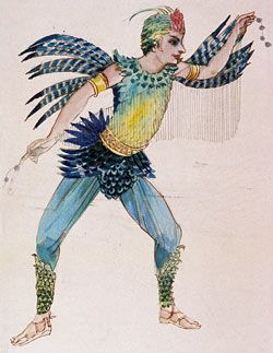 Papageno from The Magic Flute (1975)  © Peter Rice