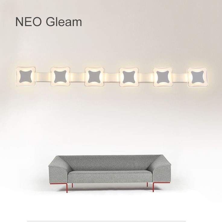 41.60$  Buy now - http://aliv38.shopchina.info/go.php?t=32803497513 - NEO Gleam 8-18W DIY Bedroom Bathroom LED Mirror Light AC110-240V SMD2835 Style White Wall Lamps Modern Makeup Mirror Lights  #aliexpress