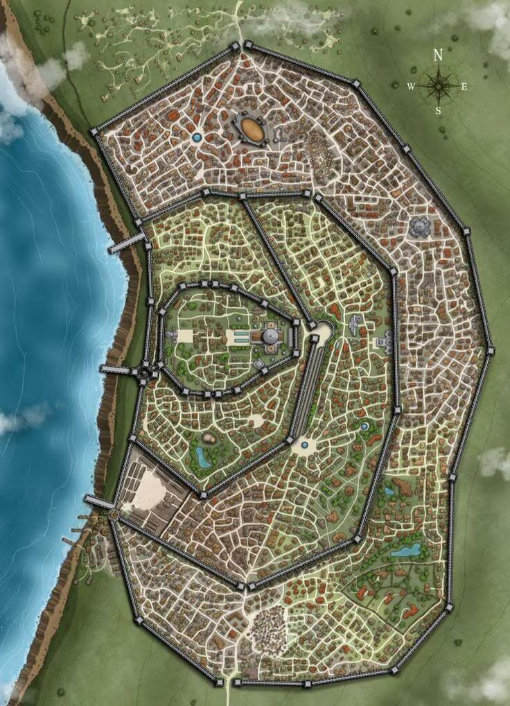 486 Best Fantasy City Maps Images On Pinterest