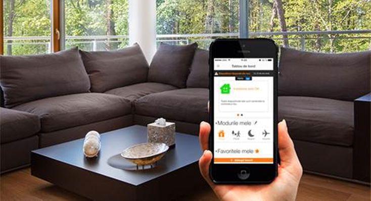 Orange Smart Home – testeaza casa inteligenta Orange