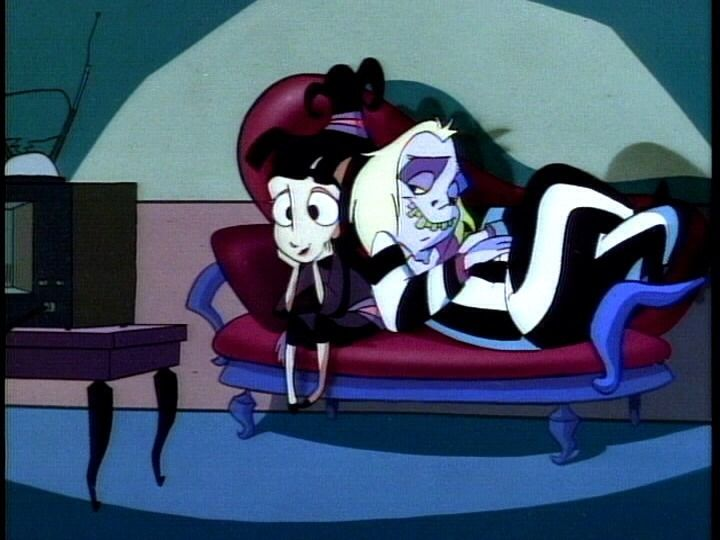 Post Anything From Anywhere Customize Everything And Find And Follow What You Love Create Your Own Tumblr Blog To Beetlejuice Cartoon Cartoon Beetlejuice
