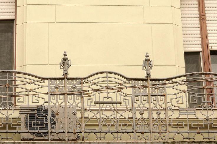 https://flic.kr/p/rcZ16h | Untitled | Szeged, Wagner-palota (Wagner Palace) 1905, Baumhorn Lipót Art Nouveau style www.e-epites.hu/hirek/150-eve-szuletett-baumhorn-lipot-ep...