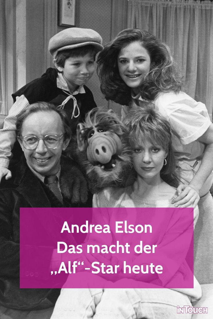 "Heute andrea elson ""Alf"": Was"