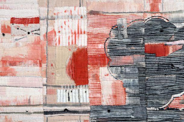 matthew harris textiles | Ragged Cloth Cafe, serving Art and Textiles