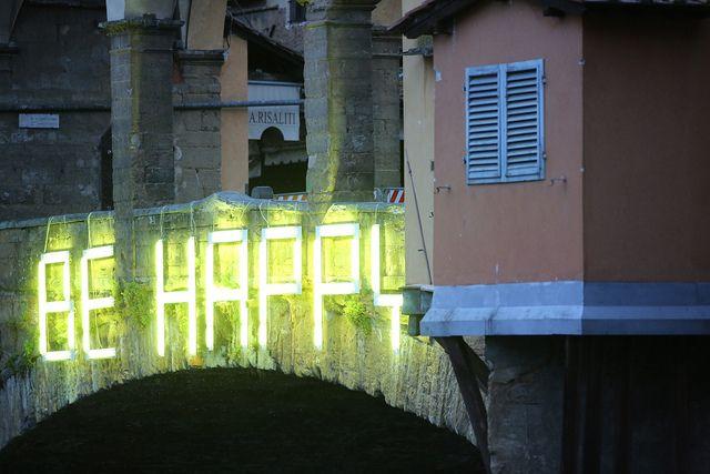 Be Happy... sei sul Ponte Vecchio!