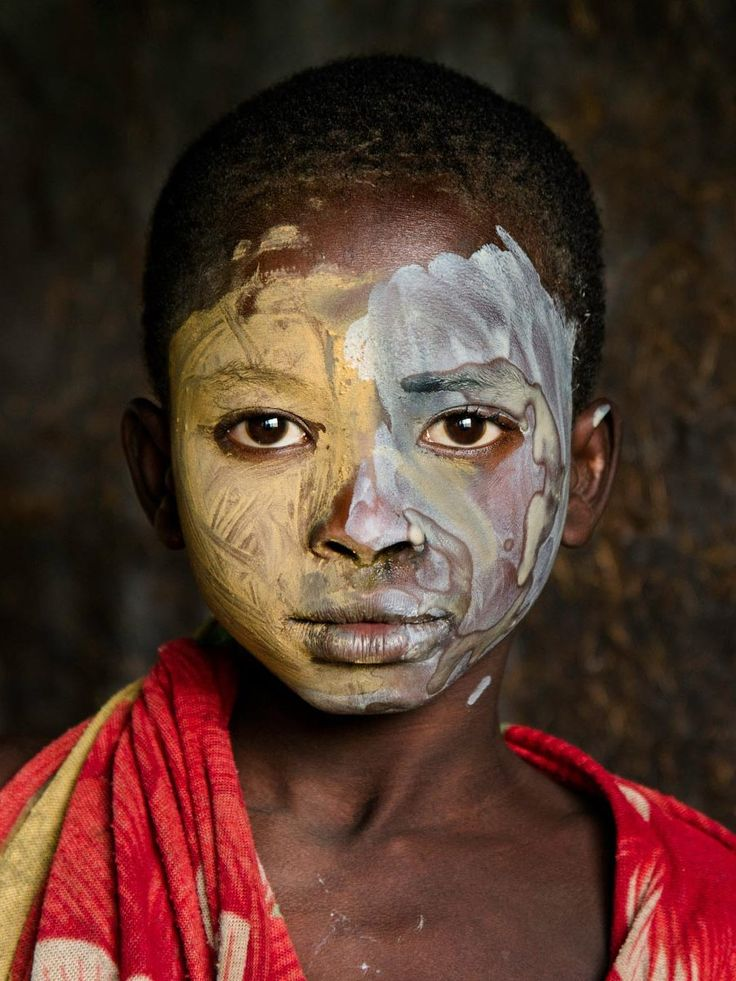 Omo Valley, Ethiopia | Steve McCurry