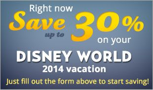 Disney World, Universal Studios and Orlando vacation packages with hotels, park tickets and taxes included